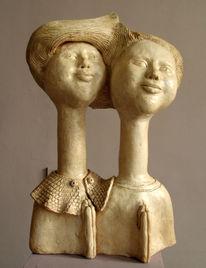 Skupltur, Figurative kunst, Portrait, Keriamk