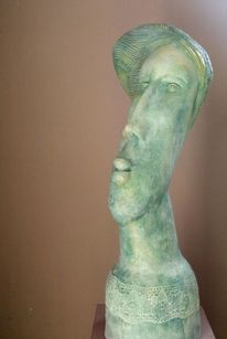 Clay, Skupltur, Keramik, Figurative kunst