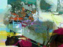 Duft, Digitale kunst, Sinn, Traum
