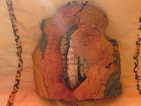 Baum, Bibel, Schlange, Kunsthandwerk