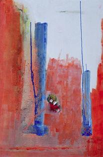 Gemälde, Malerei, Modern, Design