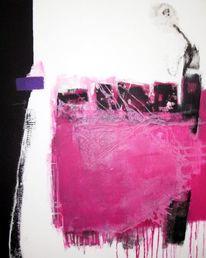Unendlichkeit, Infinitum, Malerei, Abstrakt