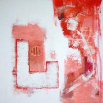 Design, Abstrakt, Malerei, Modern