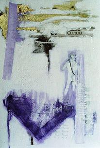Design, Modern, Gemälde, Abstrakt