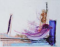 Abstrakt, Malerei, Versuchung, Ewige