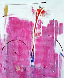 Modern, Malerei, Zeit, Gemälde