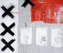 Fantasie, Abstrakt, Gedankliche, Malerei