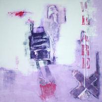 Malerei, Modern, Abstrakt, Design