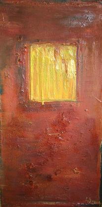 Struktur, Acrylmalerei, Holz, Malerei