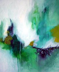 Abstrakt, Informel, Gartenlieder, Poesie
