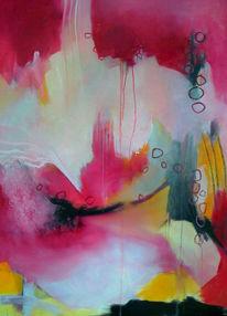 Informel, Poesie, Abstrakt, Malerei