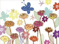 Blätter, Lustig, Blüte, Blumen