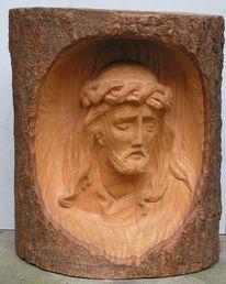 Jesus, Schnitzkunst, Kunsthandwerk, Holz