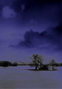 Dömitz, Elbe, Flut, Hochwasser
