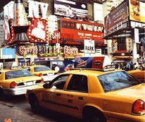 New york, Taxidriver, York
