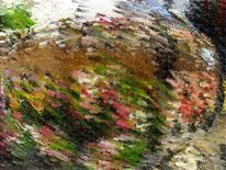 Rosenkrieg, Stillleben, Digitale kunst,