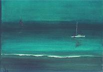Segelwochen, Baldeneysee, Marinemalerei, Ozean