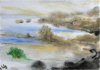 Baldeneysee, Ozean, Marinemalerei, Artmaritim