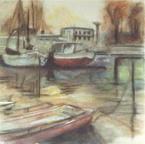 Nordsee, Marinemalerei, Dänemark, Ostsee