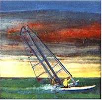 Maritim, See, Marinemalerei, Meer