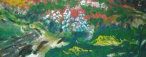 Willigottschalk, Kinderbuch, Suannegottschalk, Blumengarten