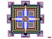 Grafik, Mandala