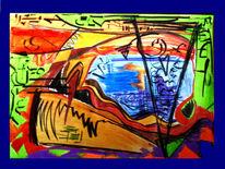 Zeichnungen, Abstrakt, Chaos