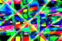 Linie, Quer, Verkehr, Farben