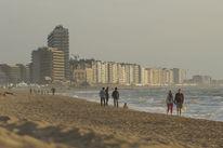 Oostende, Stadt, Strand, Meer