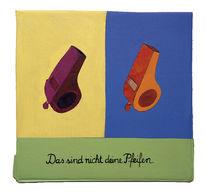 Magritte, Popart, Pfeife, Warhol