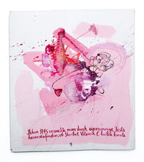 Skorbut, Vitamin c, Schlüther, Malerei