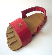 Schuhe, Pfennig, Absatz, Lue