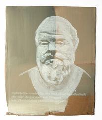 Sokrates, Portrait, Wissen, Malerei