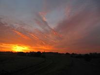Fotografie, Wolken, Sonnenaufgang