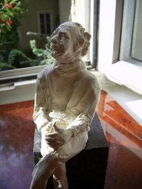 Plastik, Figural, Einstein