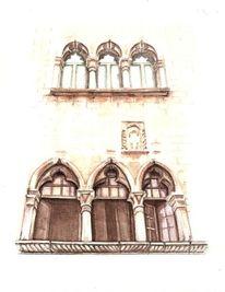 Spitzbogen, Arhitektur, Fenster, Gothik