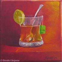 Malerei, Figural, Tee