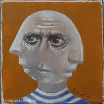 Malerei, Real, Figural, Picasso