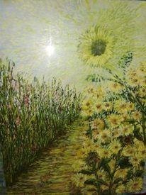 Ölmalerei, Malerei, Natur