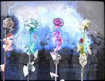 Rose, Stein, Soldat, Fotografie
