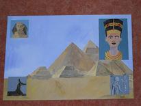 Malerei, Ägypten