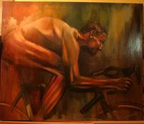 Sport, Portrait, Armstrong, Lanze