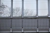 Fotografie, Architektur, Spiegel, Brücke