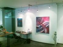 Pinnwand, Flyer und termine, Ausstellung