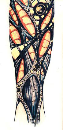 Zeichnungen, Tattoo