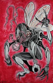 Monster, Scheiß, Listig, Fliegen