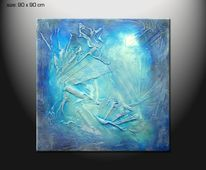 Design, Moderne kunst, Malerei, Natur