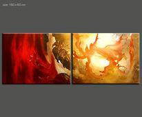 Gemälde, Moderne kunst, Design, Malerei