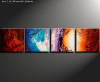 Gemälde, Design, Malerei, Natur