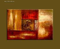 Malerei, Gemälde, Moderne kunst, Abstrakt
